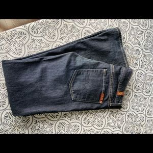 Size 27 Seven for all Man Kind jeans